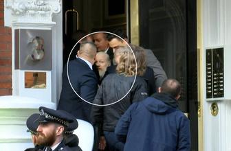 Assange ile bağlantılı bilgisayar programcısına gözaltı