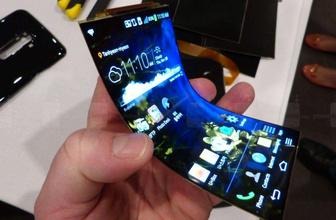 LG'den şeffaf katlanabilir telefon geliyor