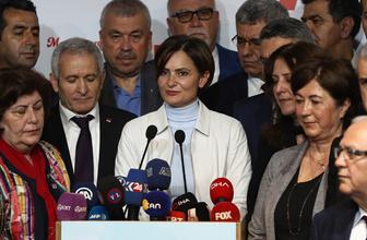 Canan Kaftancıoğlu Ekrem İmamoğlu'na mazbata için tarih verdi