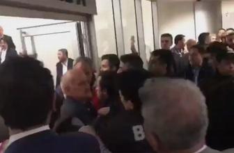 Maltepe'de sayım sırasında gerginlik