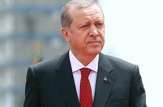 Cumhurbaşkanı Erdoğan'dan Notre Dame Katedrali yangına ilişkin mesaj