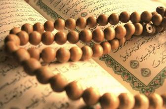 Hz. Ömer'in cuma günü okuduğu dilek duası okunuşu