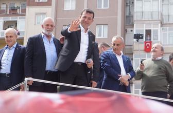 """Ekrem İmamoğlu'dan derbi yorumu """"Gideceğim kardeşim bu kadar net"""""""
