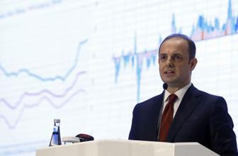 Merkez Bankası Murat Çetinkaya'dan ABD'ye sunum Türkiye'nin payı artıyor