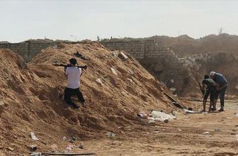 Libya'da UMH güçleri Hafter'e bağlı savaş uçağını düşürdü
