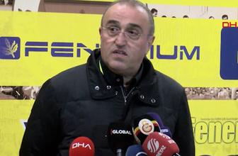 Abdurrahim Albayrak'tan maç sonrası hakeme tepki