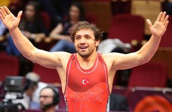 Atakan Yüksel'den Avrupa Güreş Şampiyonası'nda altın madalya!