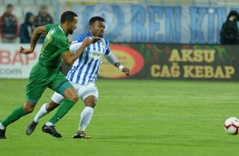 BB Erzurumspor Akhisarspor'u devirdi