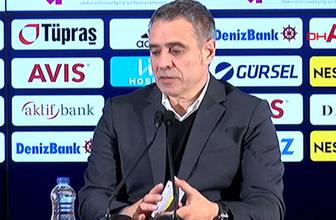 Ersun Yanal:  Galatasaray'a buradan puanlarla dönemeceğini gösterdik
