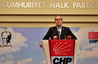 """CHP Sözcüsü Faik Öztrak """"AK Parti ve MHP'nin derdi oy saymak değil süreci uzatmak"""""""