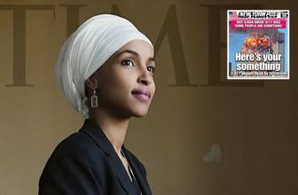Ihan Omar'ı hedef gösteren New York Post'a boykot çağrısı