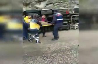 Antalya'da midibüs devrildi: 3 ölü, 14 yaralı