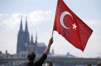 Köln'de Türkler birinci sırada