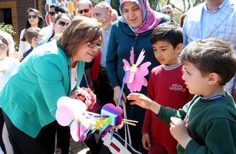 Gaziantep'te bahar şenlikleri başladı