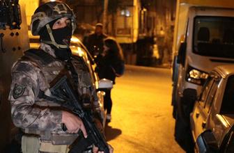 İstanbul'da dev narkotik operasyonu