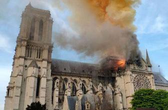 Notre Dame kundaklandı mı Paris Başsavcısı Remy Heitz açıkladı