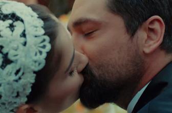 Yasak Elma'ya Zeynep ve Alihan'ın düğün sahnesi damga vurdu!