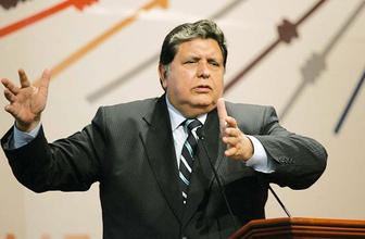 Peru eski Devlet Başkanı Garcia tutuklanmadan önce kendisini vurdu
