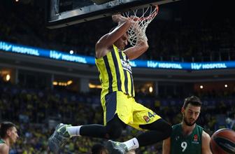 Fenerbahçe Beko Zalgiris Kaunas'ı parçaladı