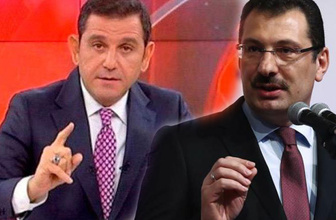 Fatih Portakal'dan AK Partili Ali İhsan Yavuz'a tepki