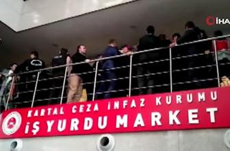 İstanbul Adliyesinde partililer ve güvenlik görevlileri arasında arbede yaşandı