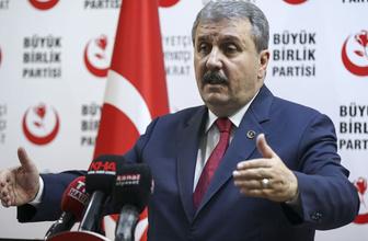 Mustafa Destici'den İstanbul'daki seçim tartışmalarına dikkat çeken yorum