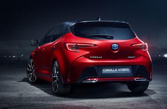 Toyota Corolla yılın otomobili oldu