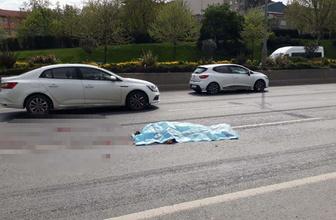 İstanbul'da korkunç kaza! Yaya geçidini kullanmayınca...