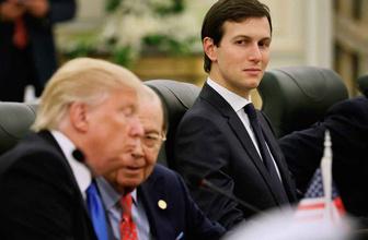 ABD Başkanı Donald Trump'ın damadı Kushner'den çarpıcı Türkiye yorumu