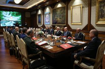 Cumhurbaşkanlığı Kabinesi toplandı! Masada kritik konular var