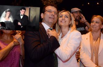 Ekrem İmamoğlu'nun eşi Dilek İmamoğlu mazbata sonrası ilk kez konuştu