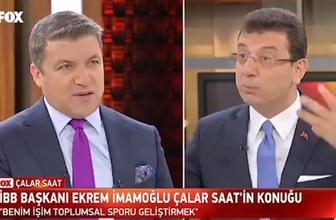 """İmamoğlu'ndan""""Başakşehir'e destek olacak mısınız?""""  sorusuna bomba yanıt"""