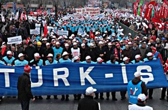 TÜRK-İŞ'ten dikkat çeken 1 Mayıs kararı