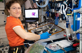 Uzay istasyonunda tarihe geçecek! Astronot rekoru kırılıyor