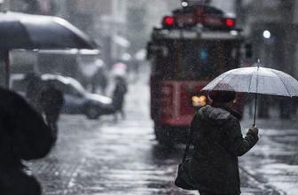 Meteoroloji'den İstanbul için uyarı! O saatlere dikkat!