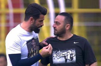 Hasan Şaş'tan olay sözler: Volkan bana 'S... git lan' dedi