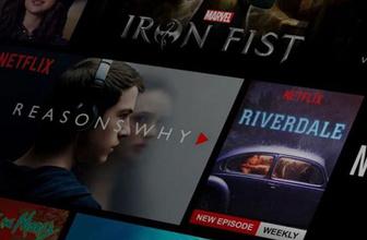 Netflix ''Haftanın En İyi 10'' listesi