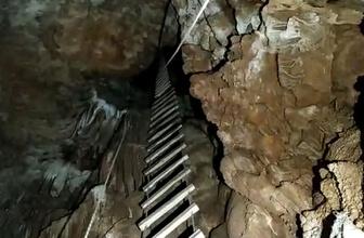 Eşkiyanın hazinesi için mağaraya girdiler sonrası korkunç