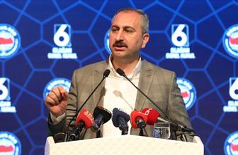 Adalet Bakanı Gül'den önemli uyarı: Sürdüğünüz makyajlar, 1 Nisan'da dökülmesin