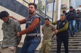 Ümraniye'de Afganistanlılar Afganistanlıları gasp etti