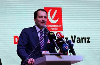 Fatih Erbakan'dan SP'ye sert sözler
