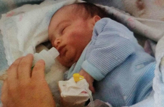 Amasya'da annesinin düşürdüğü Melike bebek öldü