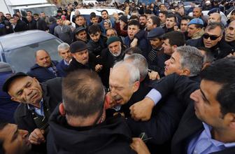 Kemal Kılıçdaroğlu'nun korumalarına Çubuk saldırısıyla ilgili soruşturma