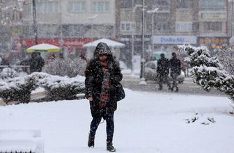 Meteorolojiden nisan ortasında kar uyarısı!