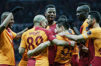 Galatasaray'da moraller yerinde: Hedef 5'te 5
