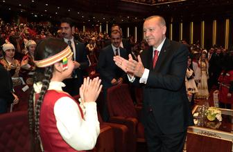 Cumhurbaşkanı Erdoğan TRT 23 Nisan Gala Programı'na katıldı