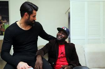 Samuel Johnson'dan Fenerbahçe'ye sürpriz ziyaret