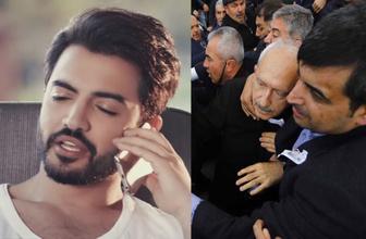 """Saldırıya uğrayan Kemal Kılıçdaroğlu'na şarkıcı Yusuf Güney yorumu: """"Gittiğin yeri hak edeceksin"""""""