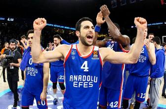 Anadolu Efes, Dörtlü Final için sahaya çıkıyor