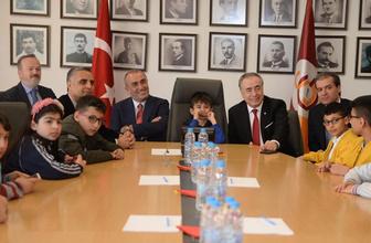 Galatasaray'dan Şehit ve Gazi çocuklarına büyük jest